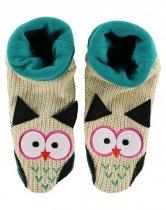 Owl Woodland Slippers - Papcie - LazyOne