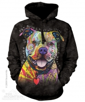 Beware Of Pit Bulls - Bluza The Mountain