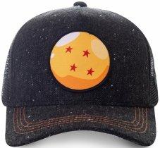 Logo Gray Dragon Ball - Czapka z daszkiem Capslab