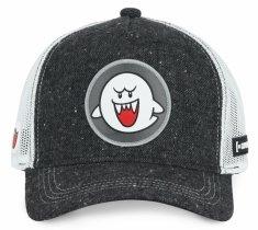 Boo Super Mario - Czapka Capslab