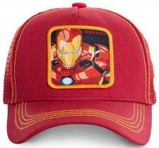 Iron Man Marvel - Czapka z daszkiem Capslab