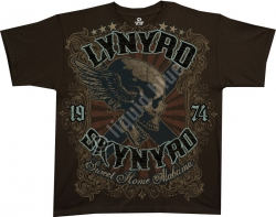 Lynyrd Skynyrd Sweet Home Alabama - Liquid Blue