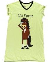 I'm Pooped Nightshirt - Koszula Nocna - LazyOne