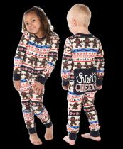 Sweet Cheeks Flapjack - Dziecięca Piżama Pajac - LazyOne