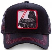 Vader Black Star Wars - Czapka z daszkiem Capslab