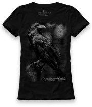 Raven Black Damska - Underworld