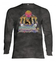 Rejuvenate Mother Earth - Long Sleeve The Mountain