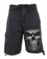 Shadow Master - Krótkie Spodnie Denim Spiral