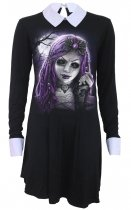 Goth Doll - PeterPan Dress Spiral