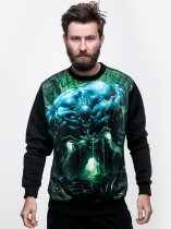 Venom Comics Sewer - bluza Marvel