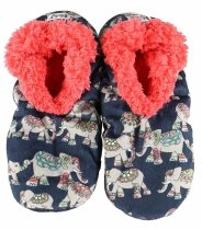 Dream Big Fuzzy Feet - Papcie - LazyOne