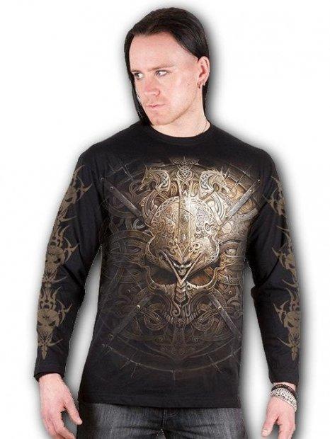 Viking Shield - Longsleeve Spiral