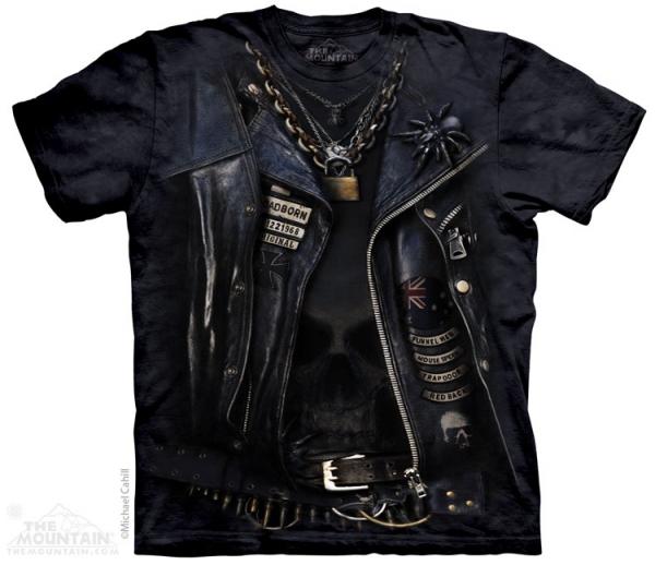 Funnelweb - T-shirt The Mountain