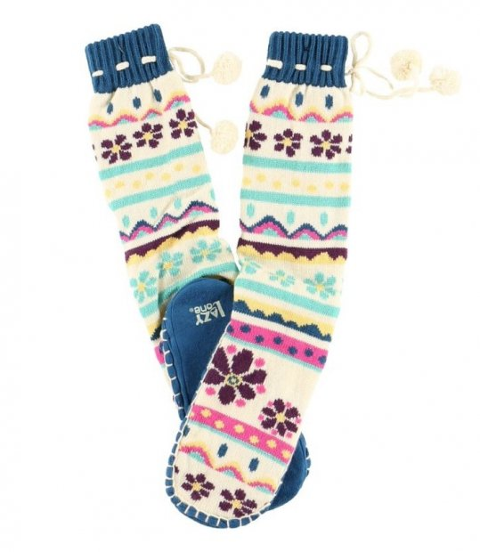Flower Power Mukluk - Ponožky do bačkor - LazyOne