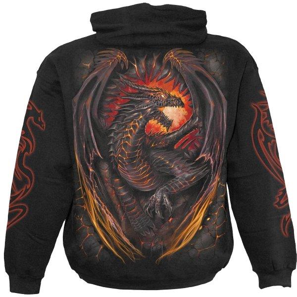 Dragon Furnace - Mikina -Spiral