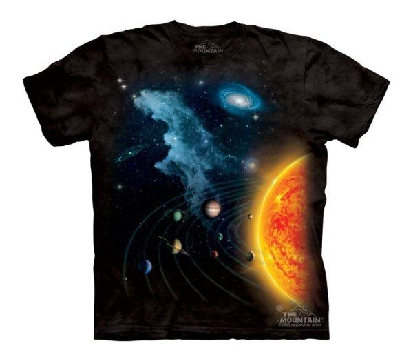 Solar System - Junior - The Mountain