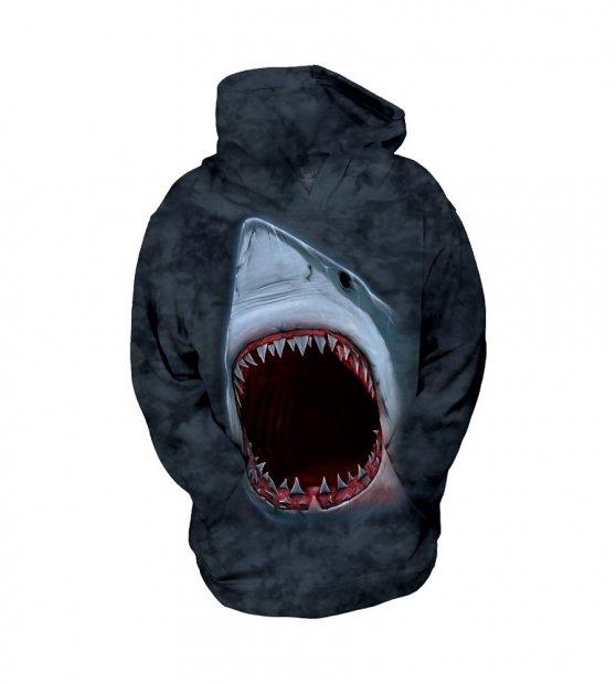 Shark Bite  - The Mountain - Mikina Junior