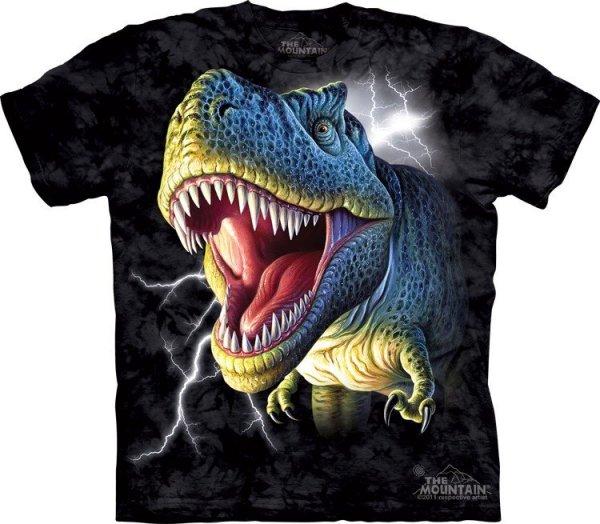 Lightning Rex - The Mountain