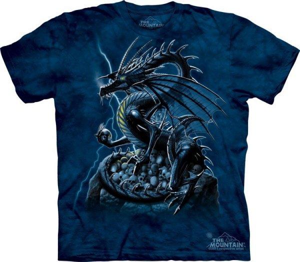 Skull Dragon -  The Mountain