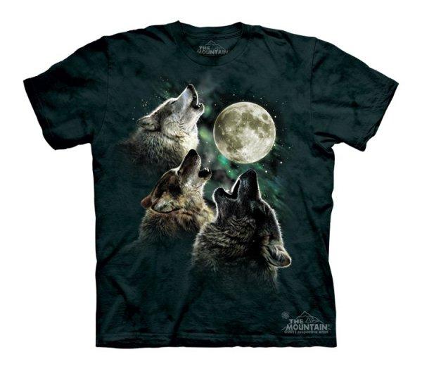 Three Wolf Moon - Junior - The Mountain