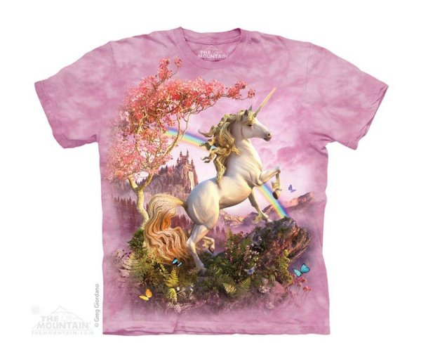 Awesome Unicorn The Mountain - Junior