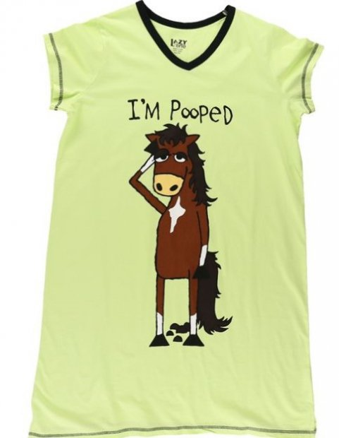 I'm Pooped Nightshirt - Noční košilka - LazyOne