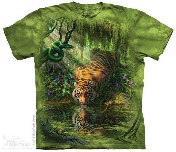 Enchanted Tiger - The Mountain