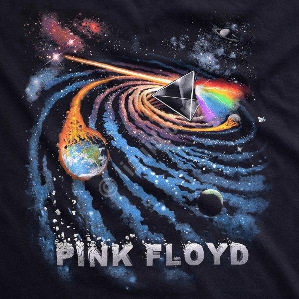 Pink Floyd Galactic - Liquid Blue