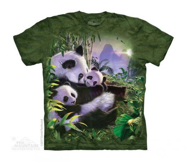 Panda Cuddles - The Mountain - Junior