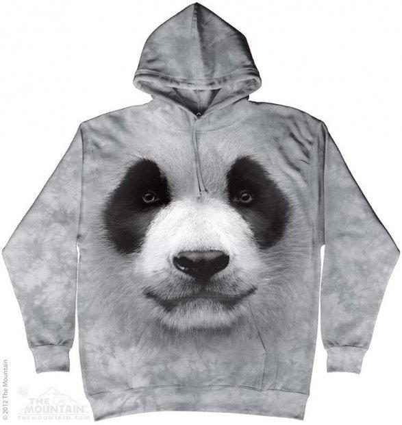 Big Face Panda - Bluza The Mountain
