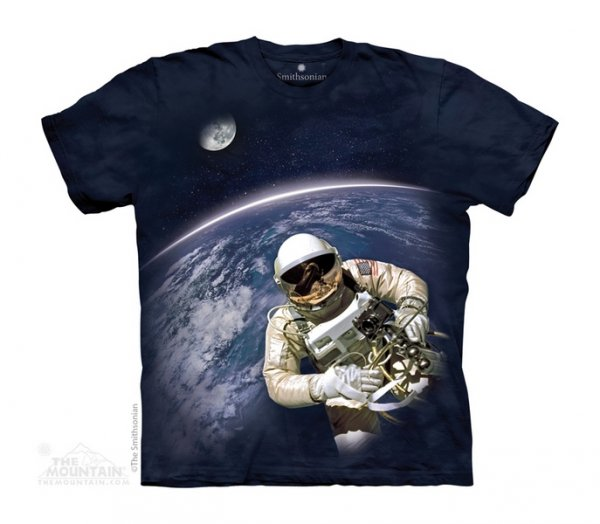 First American Space Walk - The Mountain - Junior
