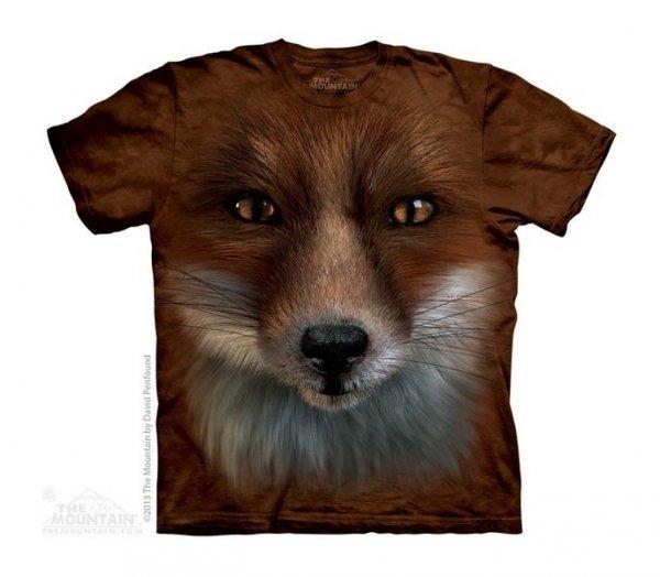 Big Face Fox - Lis - The Mountain - Junior