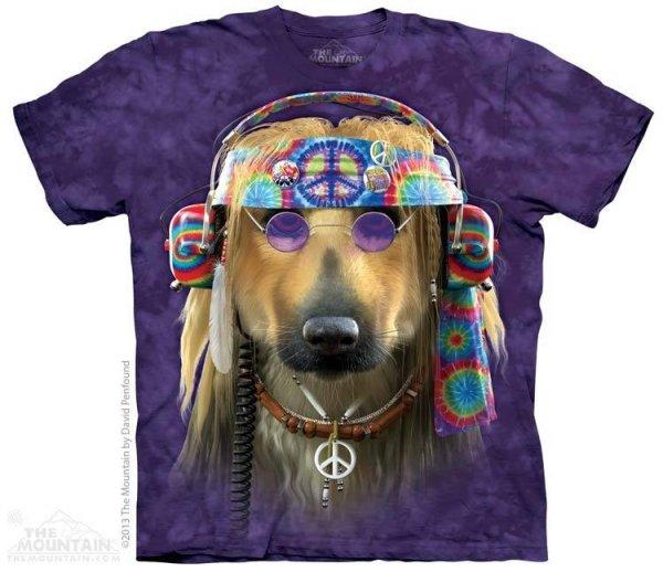 Groovy Dog - The Mountain