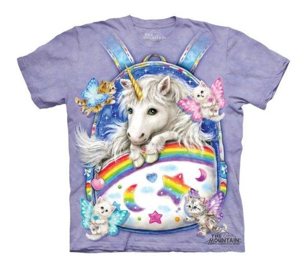 Backpack Unicorn - The Mountain - Junior