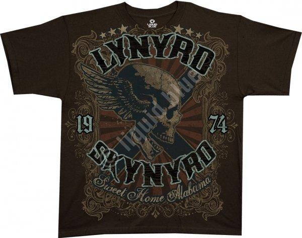 Lynyrd Skynyrd Sweet Home Alabama - Liquid Blue