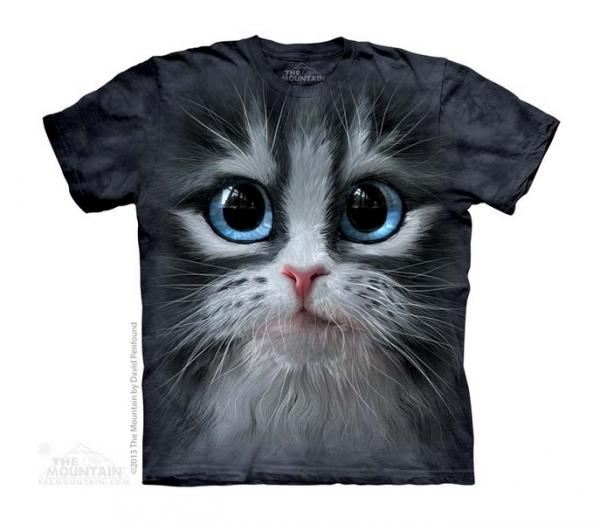 Cutie Pie Kitten Face - Kot - The Mountain - Junior