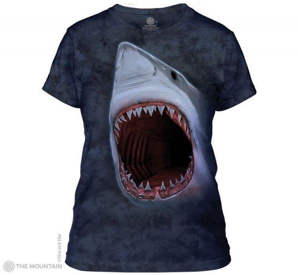 Shark Bite - The Mountain - Damska