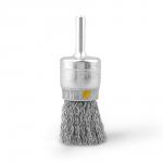 Szczotka pędzelkowa FI 25 trzpień FI 6 kwasoodporna (002-DKI)