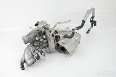 Bentley Continental Flying Spur 2006 GT 2003 Turbocharger