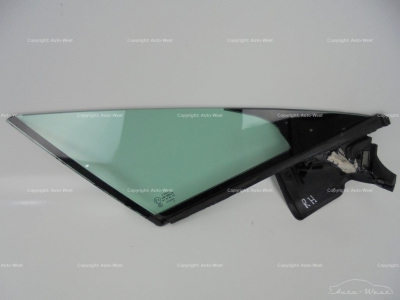 Aston Martin Vantage Coupe Front right door glass