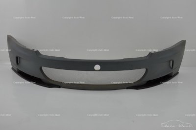 Aston Martin DB9 DBS Front new bumper original with carbon splitters mesh grille