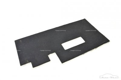 Ferrari F430 430 F136E 360 Modena F131 F133B Rear right passenger carpet floor insulation mat