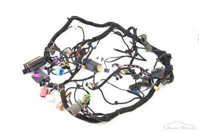 Lamborghini Aventador LHD dashboard wiring harness loom cables