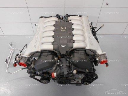Aston Martin DB9 Rapide Virage Engine 6.0 V12 457HP Only 24050 Miles AM04 Motor