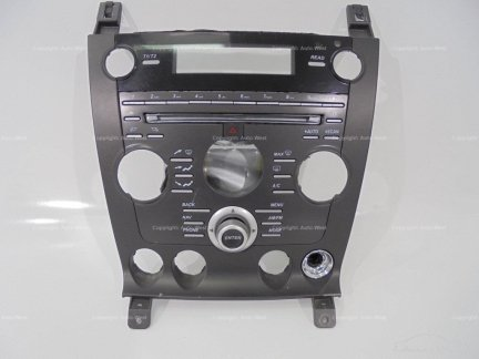 Aston Martin DB9 DBS Vantage V8 Rapide Centre dash console panel trim switches graphite