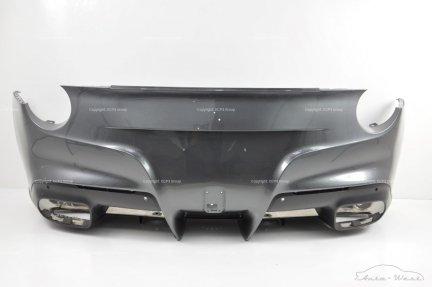 Ferrari F12 Berlinetta F152 Rear bumper