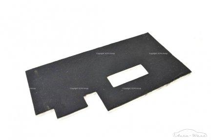 Ferrari F430 430 F136E 360 Modena F131 F133B Rear right passenger carpet floor insulation mat