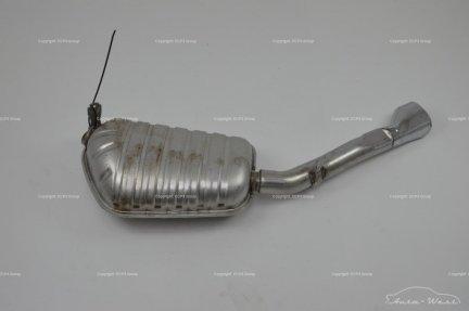 Bentley Arnage 2006 Rear left exhaust muffler silencer