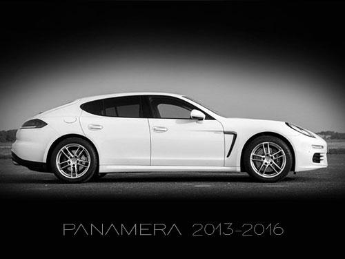 Panamera 2013-2016