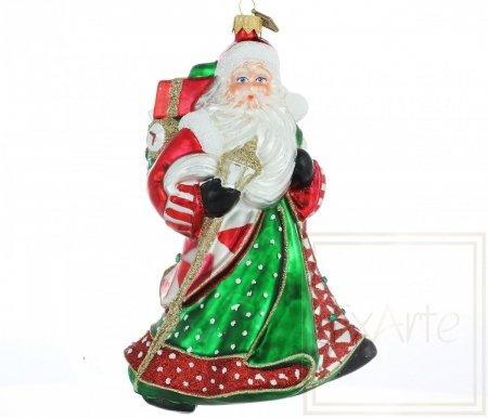 Nikolaus 18cm -  Frohe Weihnachten